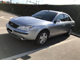 Ford Mondeo, 2.0 l., Седан