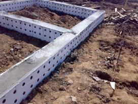 Betonavimo darbai - nuotraukos Nr. 3