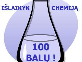 Chemijos korepetitorius (chemija)
