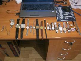 Ivairus rankiniai laikrodziai Vyriski ir Moteriski