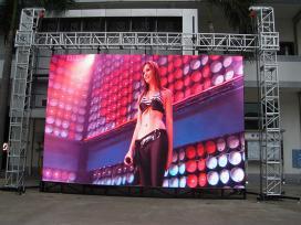 Led reklama,led švieslentes,led begancios reklamos