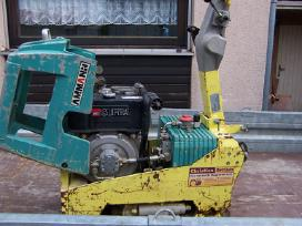 Parduodu Euro Shatal 4012-50e vibro plokste 190kg.