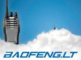 Baofeng lt - Kaip išsirinkti radijo stoteles?