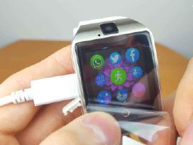 Išmanieji laikrodžiai Sim, GPS, NAUJI - nuotraukos Nr. 2