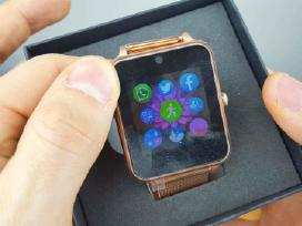 Išmanieji laikrodžiai Sim, GPS, NAUJI - nuotraukos Nr. 4