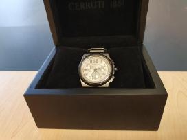 Nauji laikrodžiai Cerruti 1881