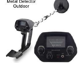 Naujas Metalo Detektorius