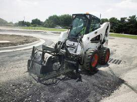 Bobcat asfalto frezos