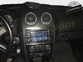 Mercedes Ml, Gl 2005-12 Android 8 multimedia WiFi