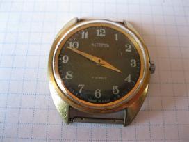 Paauksuotas laikrodis is CCP..zr. foto