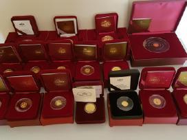 Parduodu pilną Lb monetų kolekciją