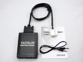 Toyota mp3 usb/sd adapteris yatour