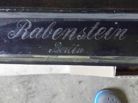 Senovinis pianinas Rabenstein Berlin