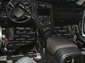 Teikiame audio sistemų montavimo paslaugas.