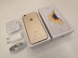 iPhone 6s -16 GB auksinis - Idealus su komplektu
