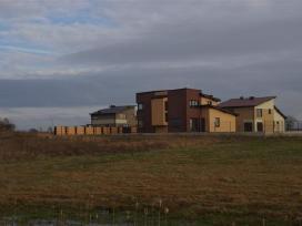 Sklypa naujai suformuotame privaciu namu kvartale