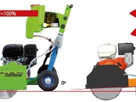 Parduodu asfalto-betono siūlių pjaustyklę cobra35