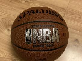 Nauji spalding odiniai krepšinio kamuoliai (7d.)