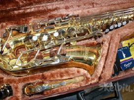 Saksofonai pradedantiems ir profesionalams. - nuotraukos Nr. 10