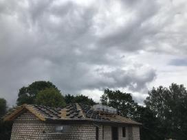 Stogų dengimas.fasadų šiltinimas