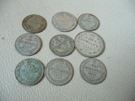 Rusiskos monetos