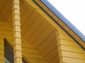 Cedral apkala fasadui super kaina