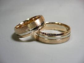 Vestuviniai žiedai / juvelyro paslaugos