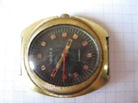 Paauksuotas laikrodis čaika .gal kolekcijai.