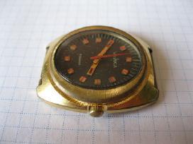 Paauksuotas laikrodis čaika .gal kolekcijai. - nuotraukos Nr. 2
