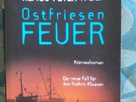 Ostfriesen feuer Kriminalroman. Der neue Fall für