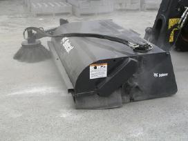 Nauja originali Bobcat bunkerinė šluota, 183cm