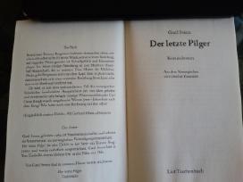 Der letzte Pilger Gard Sveen 2017m.kriminalroman - nuotraukos Nr. 3