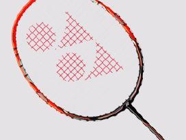 Badmintono raketės, rinkiniai.
