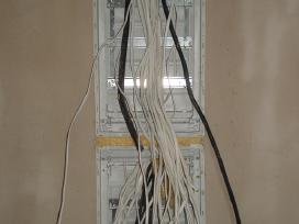 Elektrikas vilniuje.elektros Instaliacija.