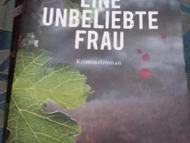 "Knygą ""Eine unbeliebte Frau"", Nele Neuhaus, 2009m."