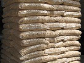 Tiesiai iš gamintojo kokybiškos granulės ir briket