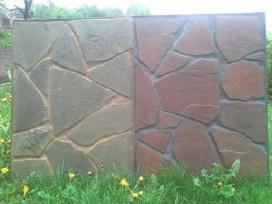 Naturalus akmuo.smiltainis.