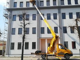 Kompaktiskas autobokstelis 25 m Kaunas