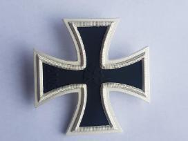 Geležinis kryžius 2008
