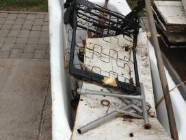Metalo laužo,buitines technikosurinkimas-išvežimas
