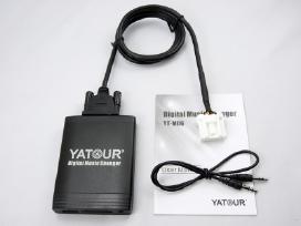 Mazda mp3 usb/sd adapteriai yatour