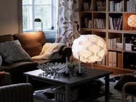 Ikea Fillsta grindų lempa