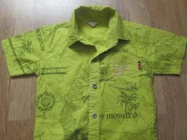 Nebrangiai marškiniai berniukams 1.5-4m