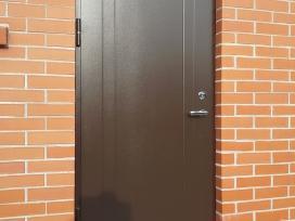 Nebrangios metalinės, seifinės ir lauko durys