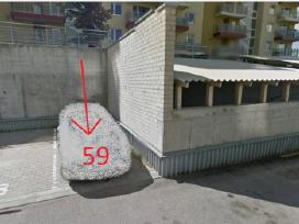 Parduodama parkavimo aikštelė Perkūnkiemyje