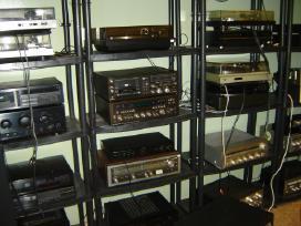 Naudotos audio aparaturos parduotuve