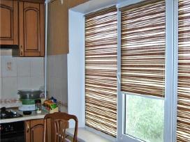 Žaliuzes,roletai,fotoroletai,langai ir durys.