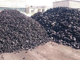 Aukštos kokybės plauta akmens anglis