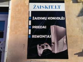 Su garantija Xbox360 Elite Jasper 120gb Rgh Lt+3.0 - nuotraukos Nr. 7
