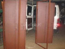 Gaminame metalines duris rūsio sandėliukams - nuotraukos Nr. 2